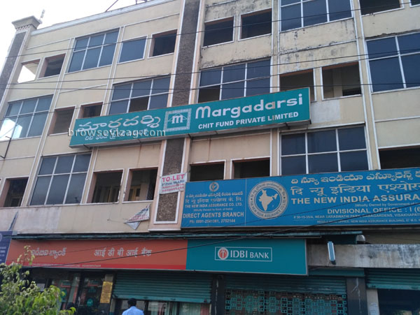 Margadarsi Chit Funds Dabagardens Branch
